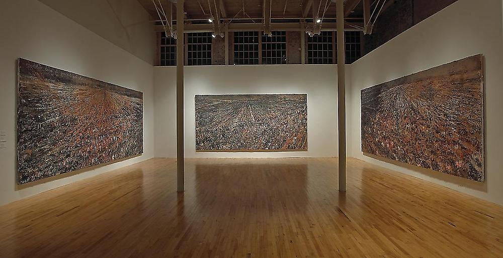 Anselm Kiefer: Sculpture And Paintings From The Hall Collection MASS MoCA  20 October 2007 U2013 28 February 2010